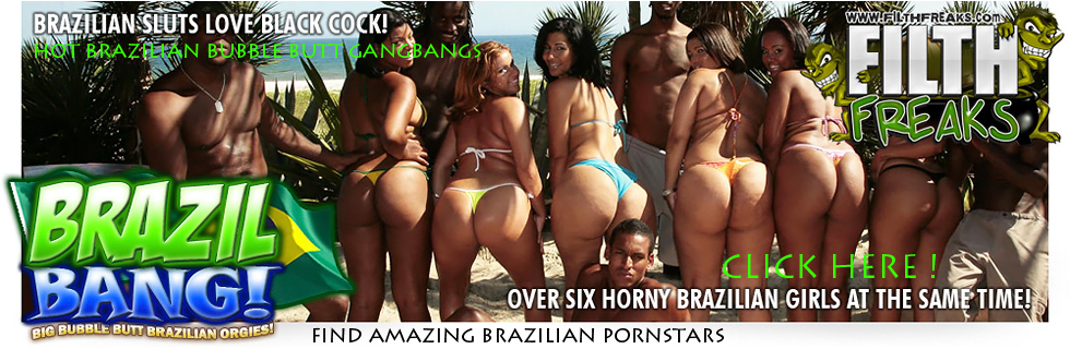 free brazilian gang bang